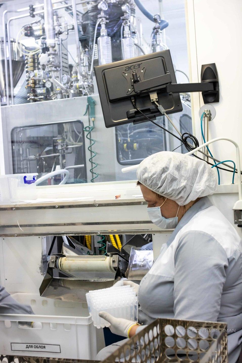 Фармацевтика + IT = успех. Видеоэкскурсия по новосибирскому фармпредприятию 18