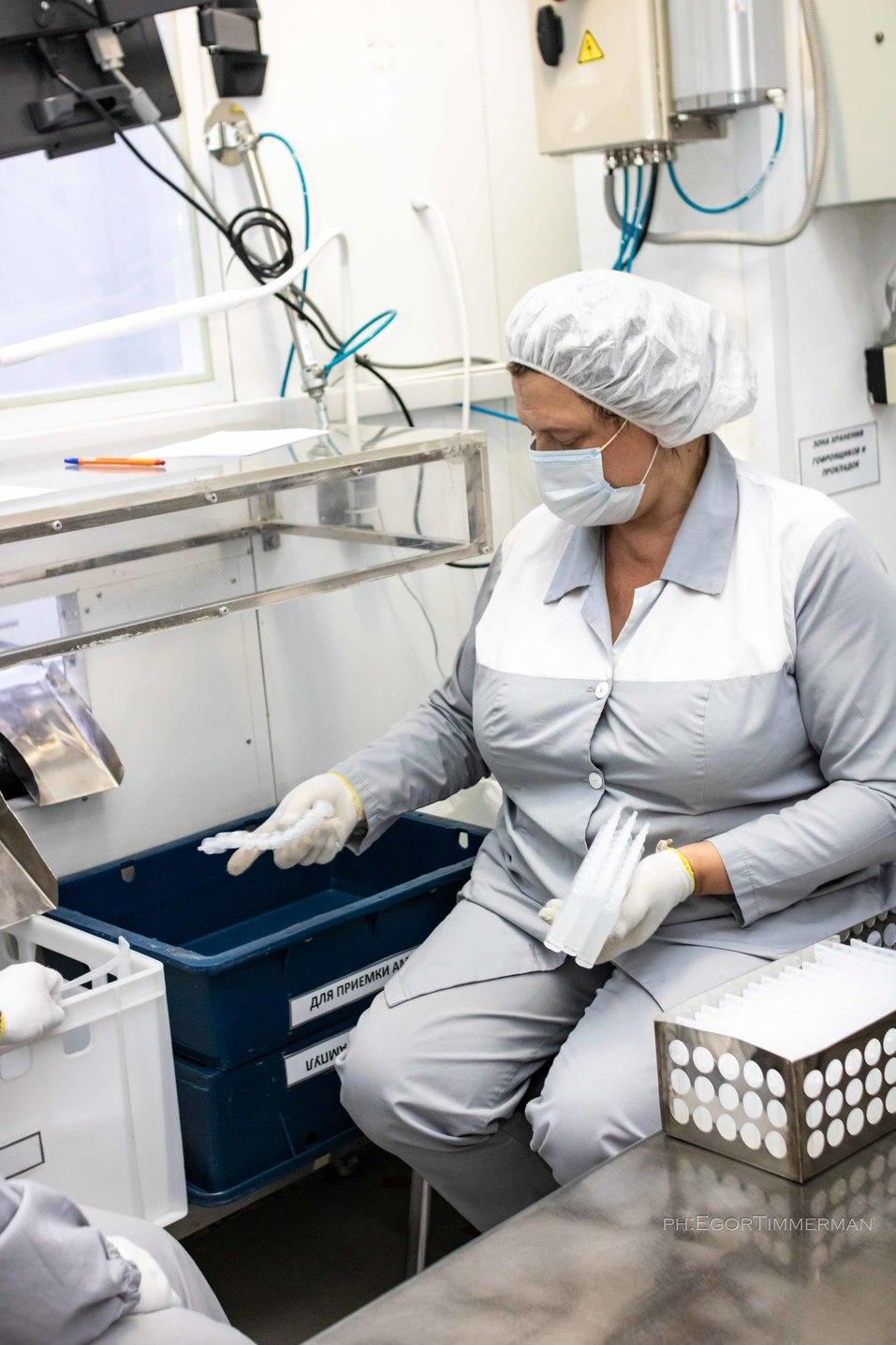 Фармацевтика + IT = успех. Видеоэкскурсия по новосибирскому фармпредприятию 20