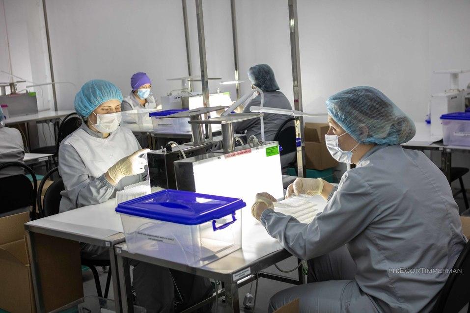 Фармацевтика + IT = успех. Видеоэкскурсия по новосибирскому фармпредприятию 22