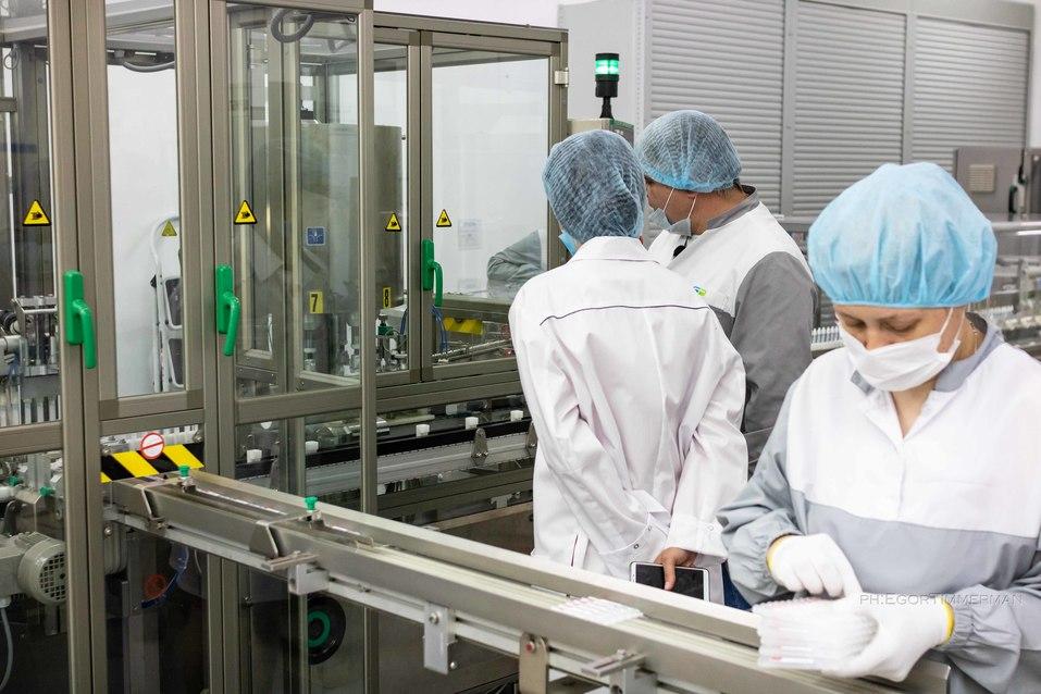 Фармацевтика + IT = успех. Видеоэкскурсия по новосибирскому фармпредприятию 30