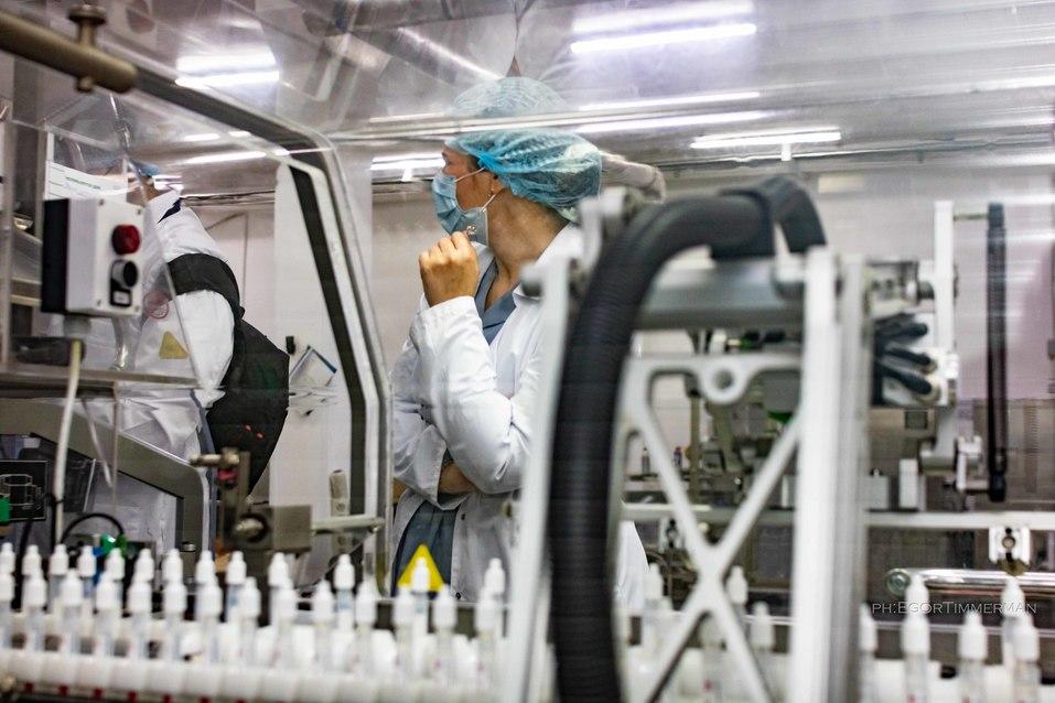 Фармацевтика + IT = успех. Видеоэкскурсия по новосибирскому фармпредприятию 36