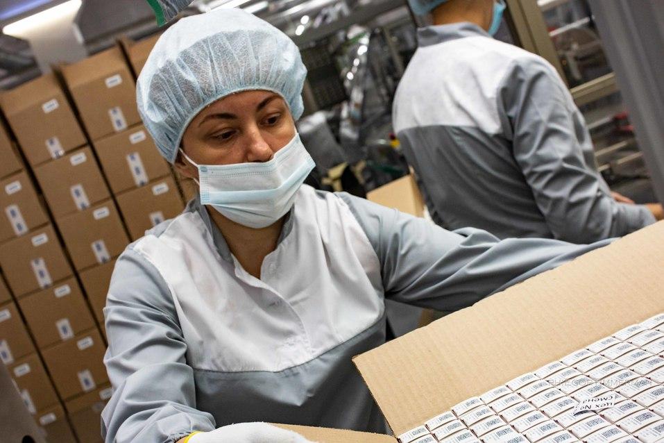 Фармацевтика + IT = успех. Видеоэкскурсия по новосибирскому фармпредприятию 40