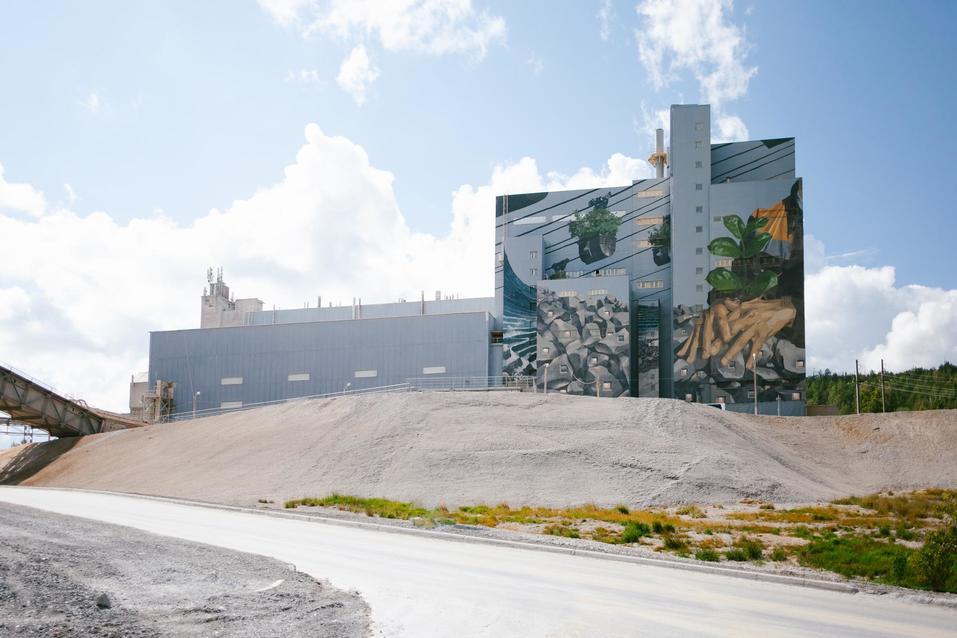 Крупнейший арт-объект Уральской индустриальной биеннале появился в Челябинской области 1