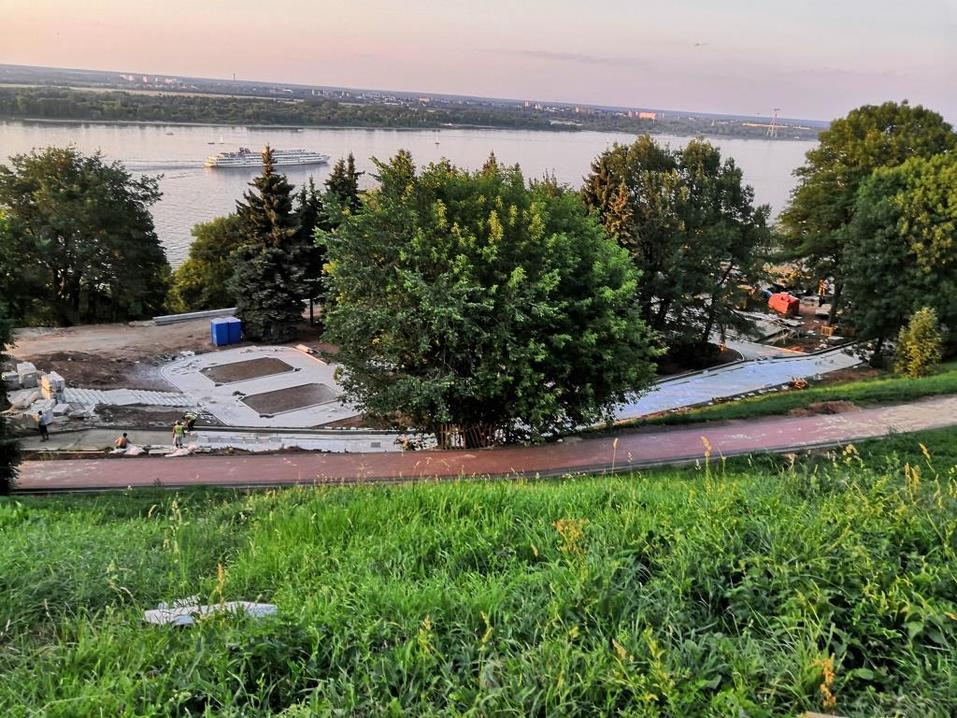 Месяц до 800. Нижний Новгород  готовится к юбилею за заборами. 9