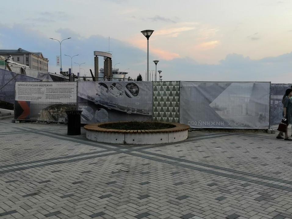 Месяц до 800. Нижний Новгород  готовится к юбилею за заборами. 18