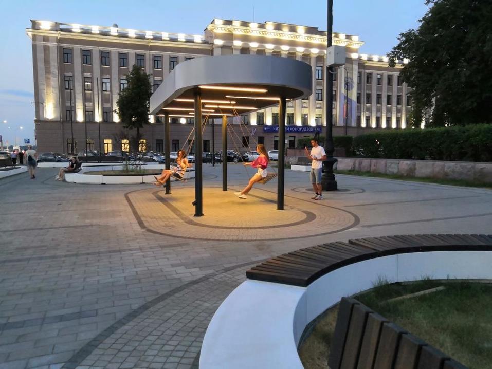 Месяц до 800. Нижний Новгород  готовится к юбилею за заборами. 25