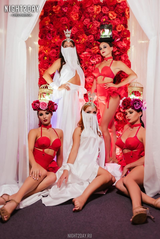 Ибица в центре Челябинска — новое шоу кабаре Show Girls в стиле европейских dj-фестивалей 1