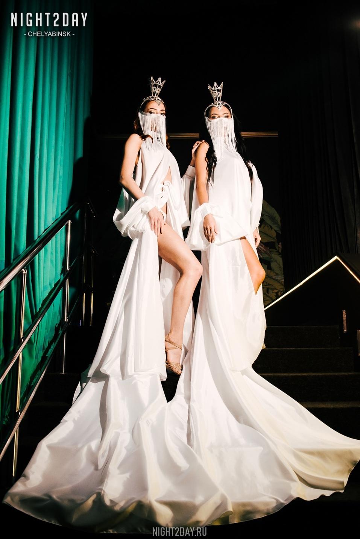 Ибица в центре Челябинска — новое шоу кабаре Show Girls в стиле европейских dj-фестивалей 2