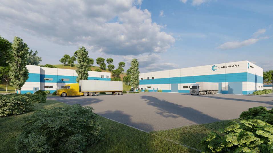 Стало известно, как будет выглядеть новый завод на месте «Уфалейникеля» 2