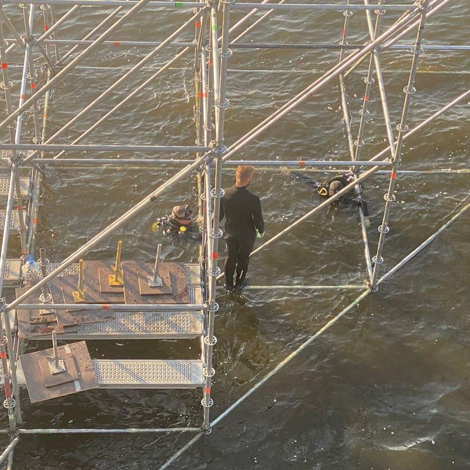«В России таких еще не было». К 800-летию Нижнего Новгорода установят сцену на воде 2