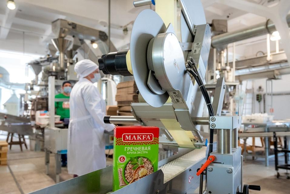 MAKFA инвестирует в крупы в варочных пакетиках: в эксплуатацию запущена новая линия  1