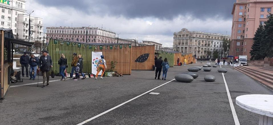 В Челябинске отказались от идеи устраивать ярмарку на площади Революции 1