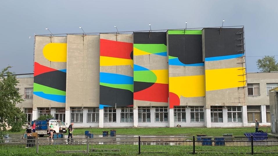 Екатеринбург яркий: самые оригинальные работы «Стенограффии». Выбор DK.RU 2