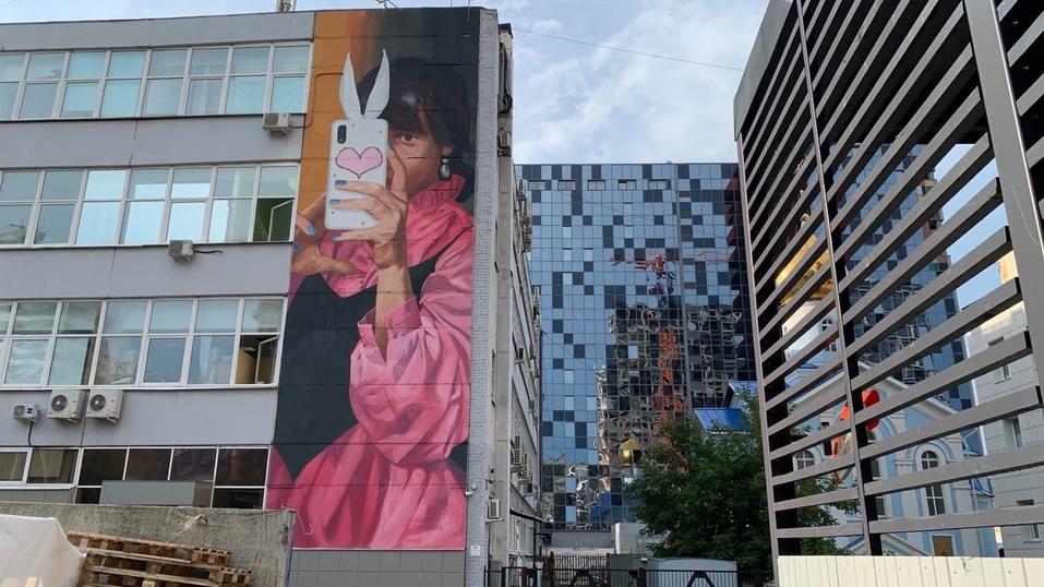Екатеринбург яркий: самые оригинальные работы «Стенограффии». Выбор DK.RU 5