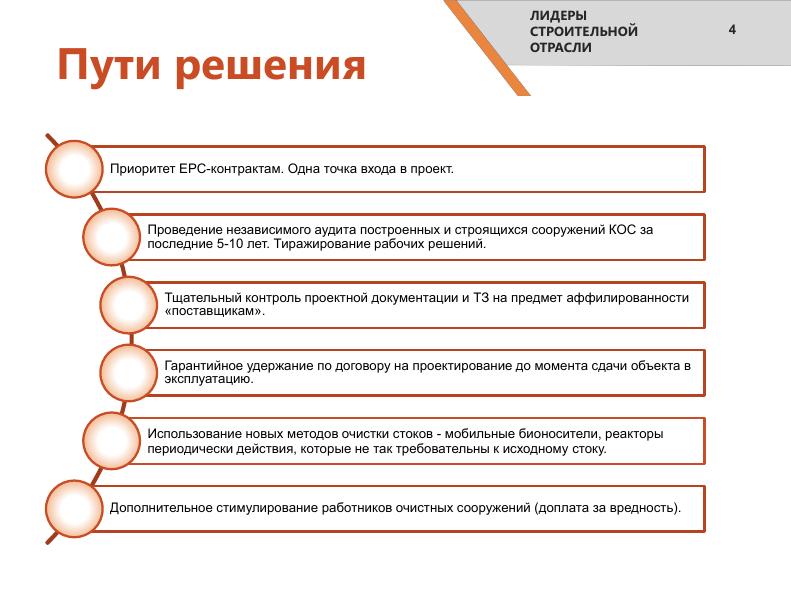 Как оптимизировать процесс запуска новых очистных в РФ. Источник: презентация Александра Трофимова