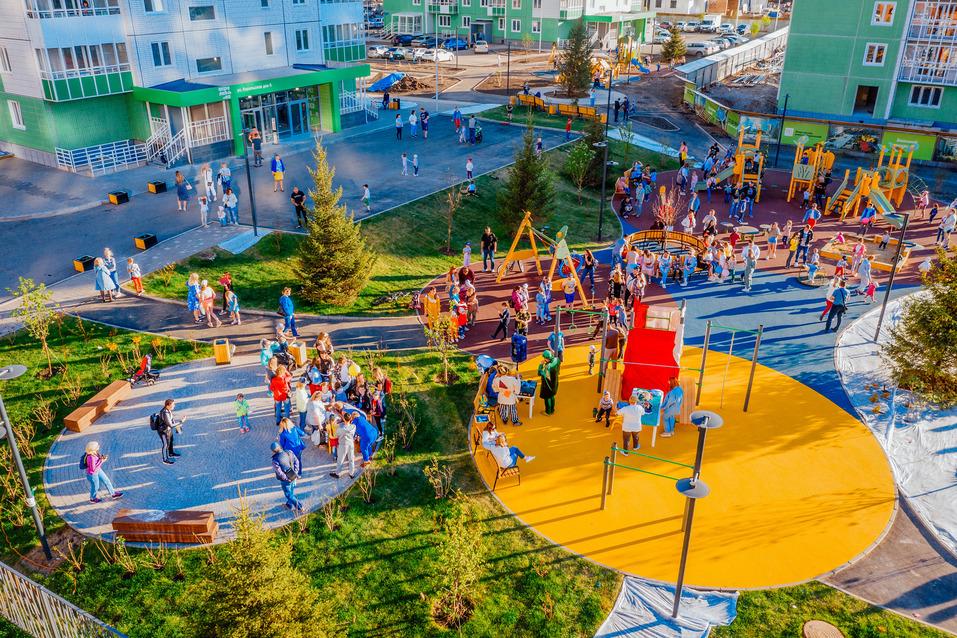 Алексей Петров: «Мы строим жилье по новым правилам»   1