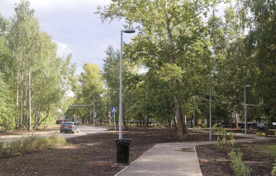 Сквер на месте пустыря. На Сортировке открыли новое общественное пространство 1