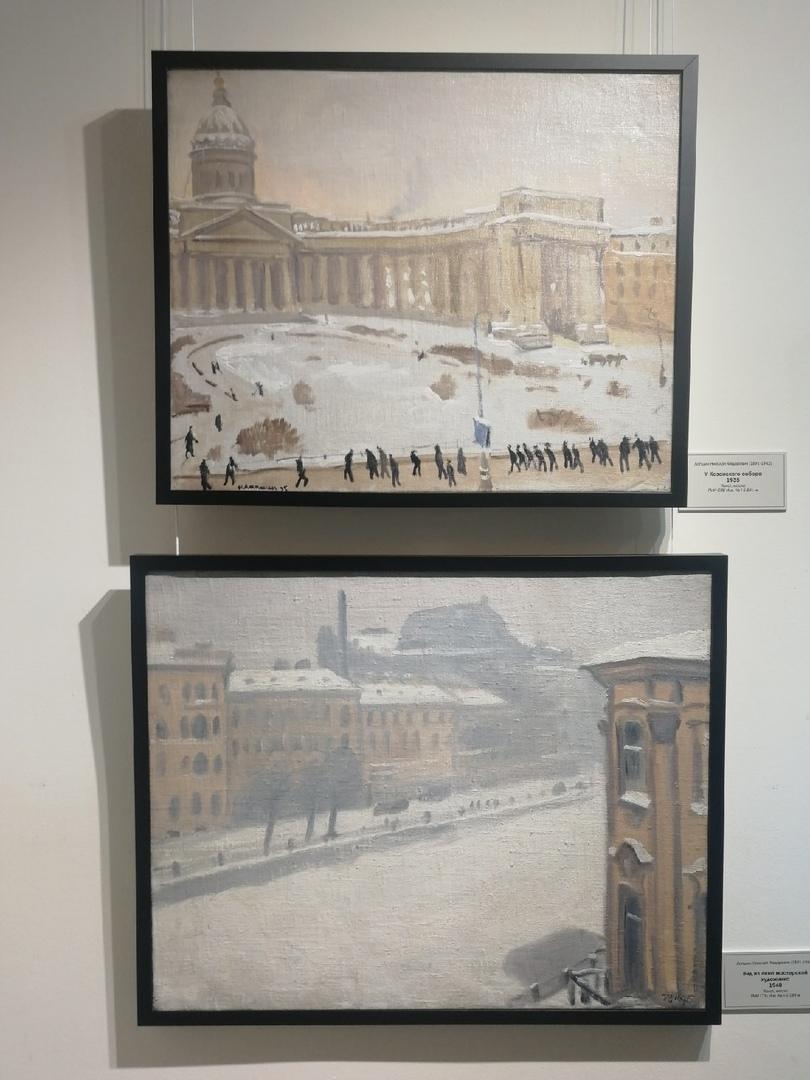 Несоветский облик советского Ленинграда: в Челябинске открыли выставку невских пейзажей 5