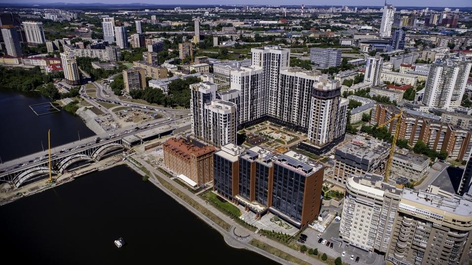 ЖК «Макаровский» расположен в самом центре города