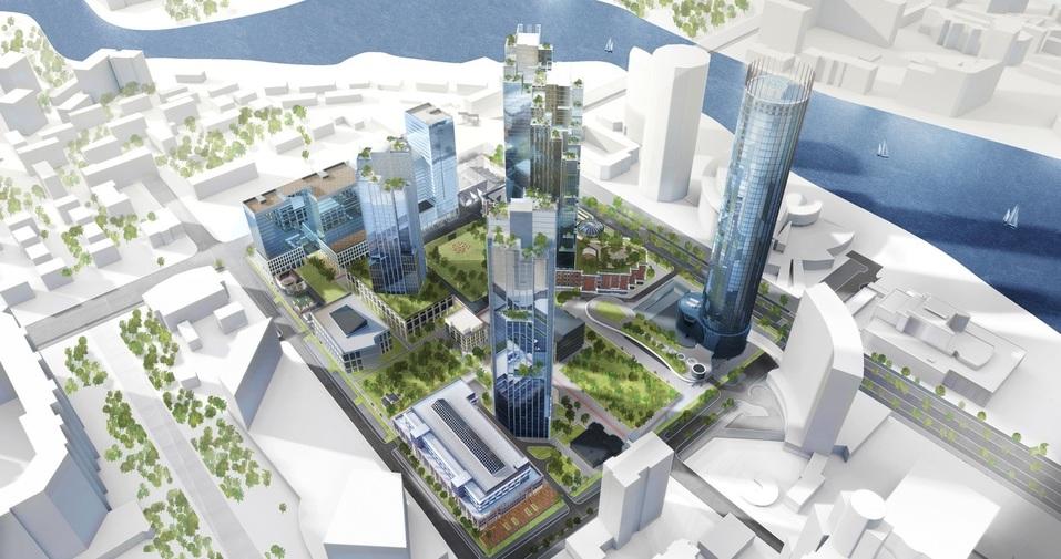 «Екатеринбург-Сити» станет деловым центром города
