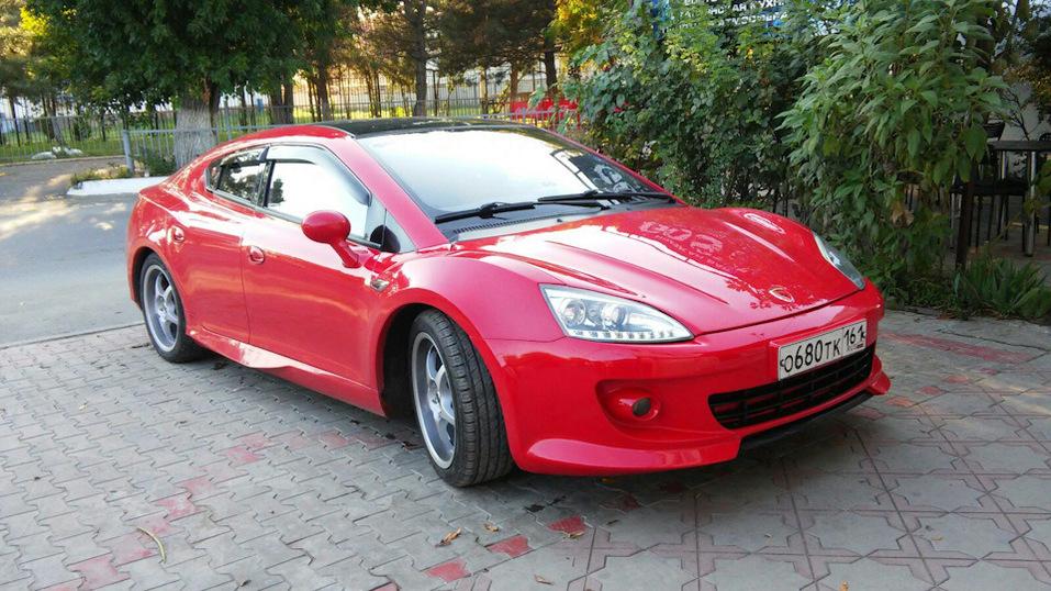 Машина за 300 000 руб., которая выглядит на миллион. Рейтинг 1