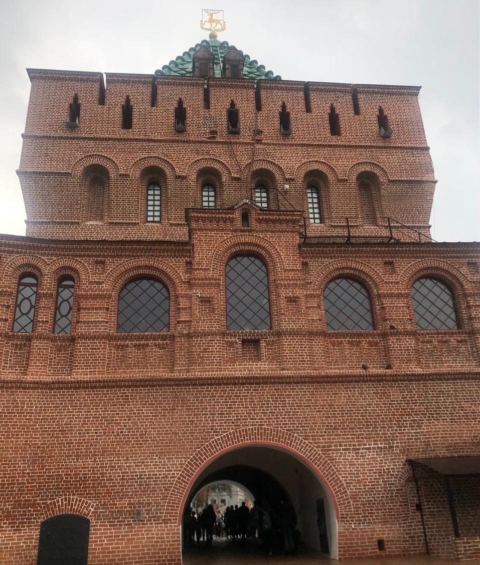 Каждой башне Нижегородского кремля — по музею. Первые три уже открылись 2