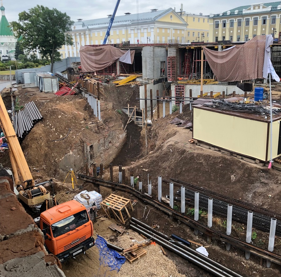 Каждой башне Нижегородского кремля — по музею. Первые три уже открылись 23