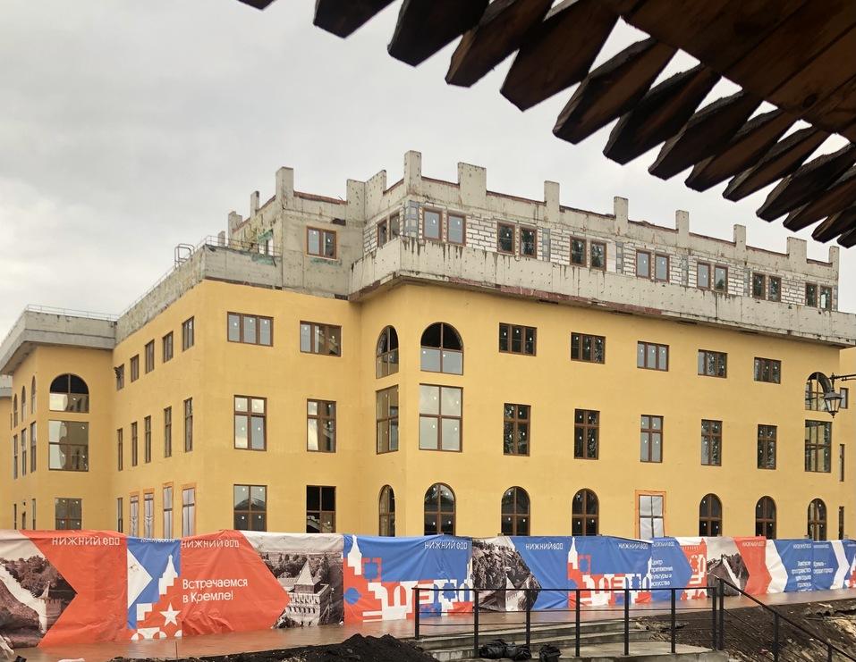Каждой башне Нижегородского кремля — по музею. Первые три уже открылись 24