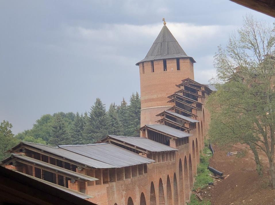 Каждой башне Нижегородского кремля — по музею. Первые три уже открылись 35