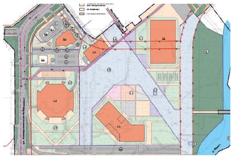 Владелец сети «Красное & Белое» построит теннисный центр за 1 млрд рядом с «РМК Ареной» 2