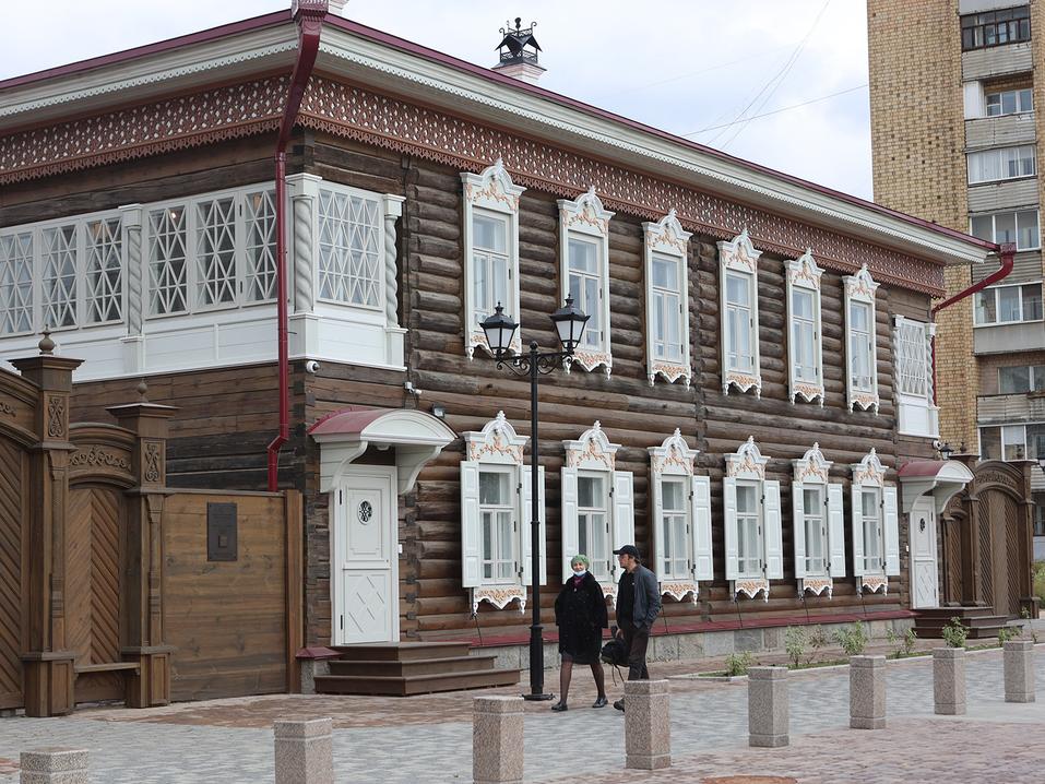«Методом перебора»: взданиях Исторического квартала закончили реставрацию 1