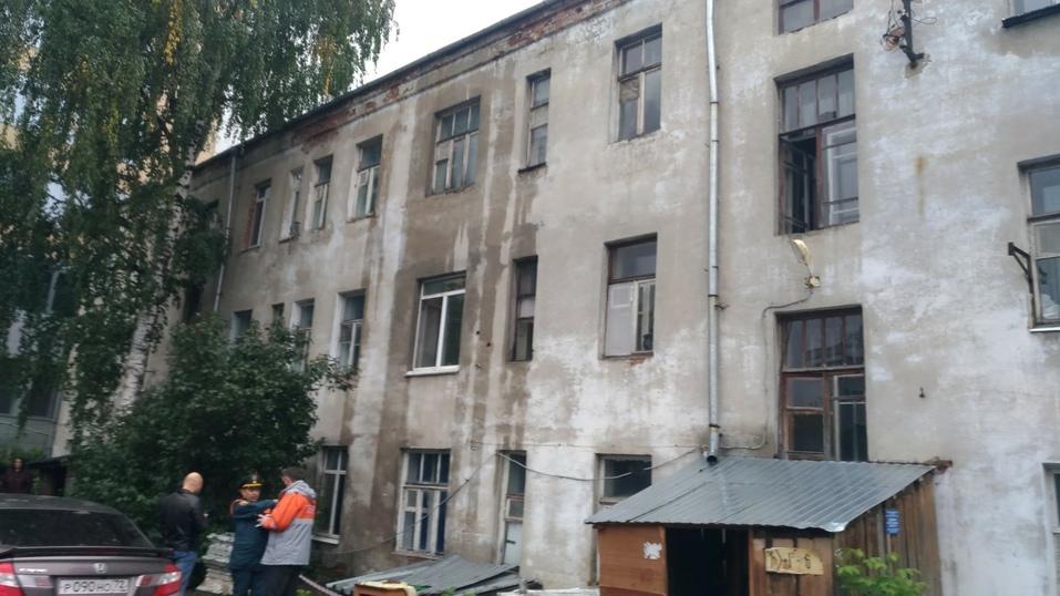 Дом затопило полностью