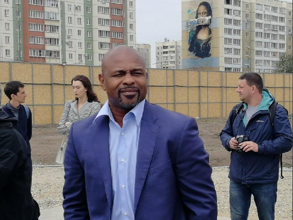 Алексей Текслер и Игорь Алтушкин основали в Челябинске «РМК Арену» 2