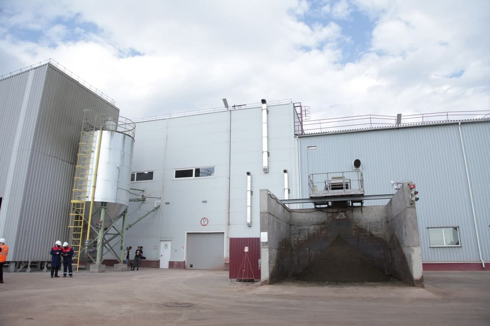 Датская компания перевела свой завод в Челябинской области на безотходное производство 1