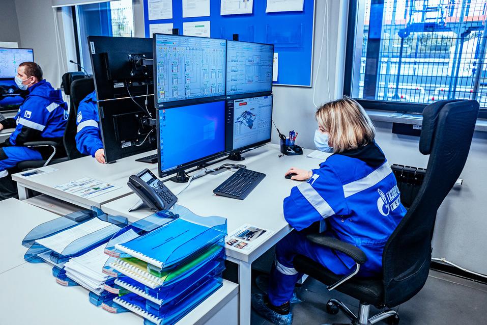 «Газпром нефть» запустила крупнейший топливный терминал на Урале 3