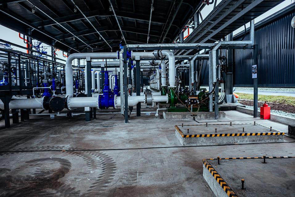 «Газпром нефть» запустила крупнейший топливный терминал на Урале 6