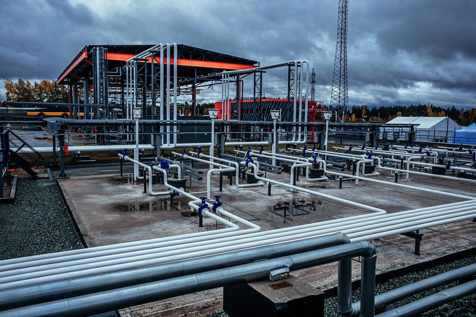 «Газпром нефть» запустила крупнейший топливный терминал на Урале 7