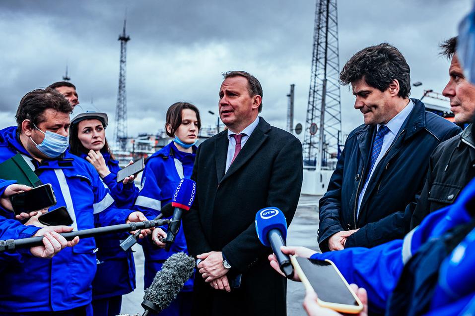«Газпром нефть» запустила крупнейший топливный терминал на Урале 8