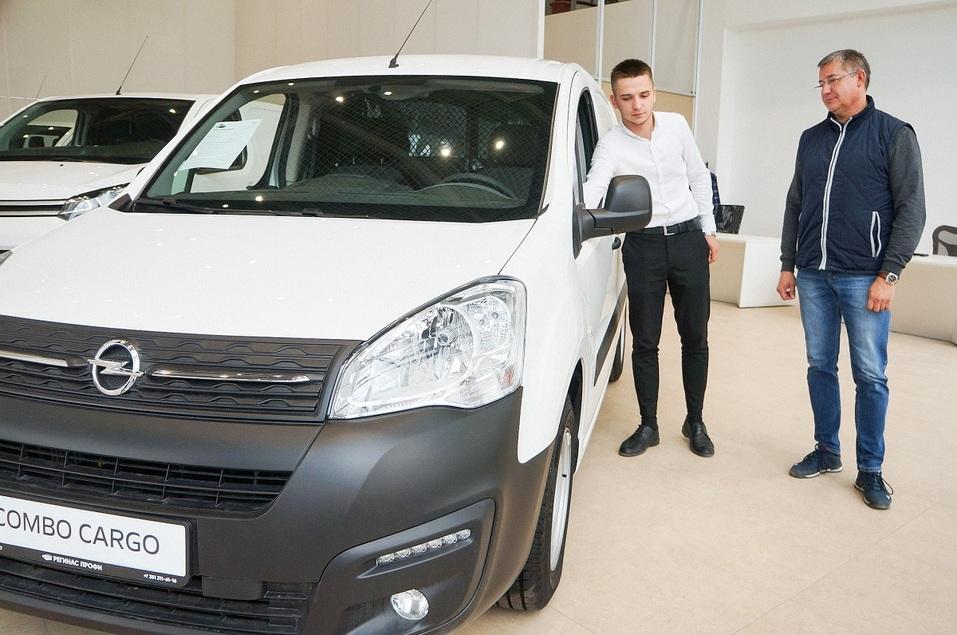 В Челябинске открываются дилерские центры Opel, Peugeot и Citroen 2