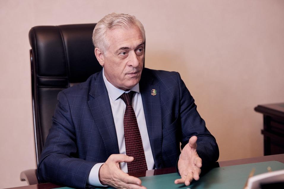 Яков Петрович Силин