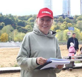 экоквест на Гребном канале в Нижнем Новгороде 18 сентября Светлана Лузанова Деловой квартал