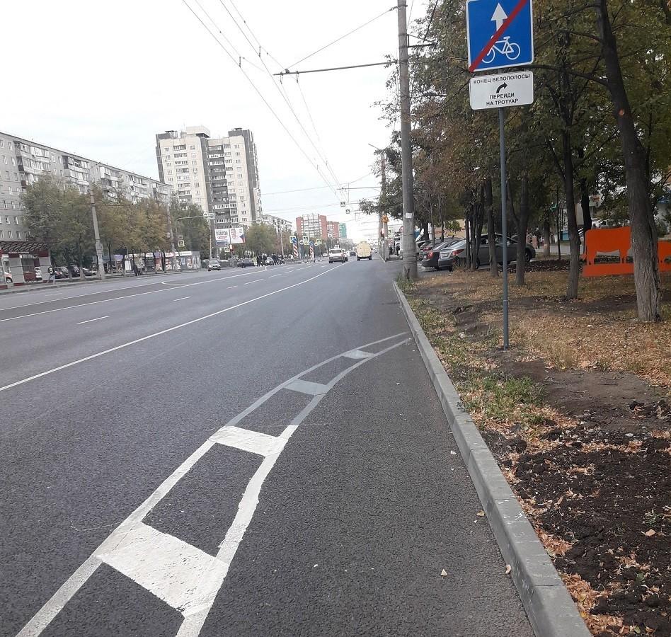 Илья Варламов обрушился с критикой на челябинские велодорожки 1