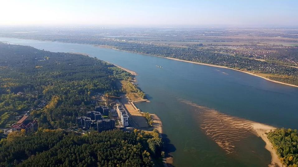 Куда переезжают успешные люди Новосибирска: на берегу Оби строят статусные квартиры 1
