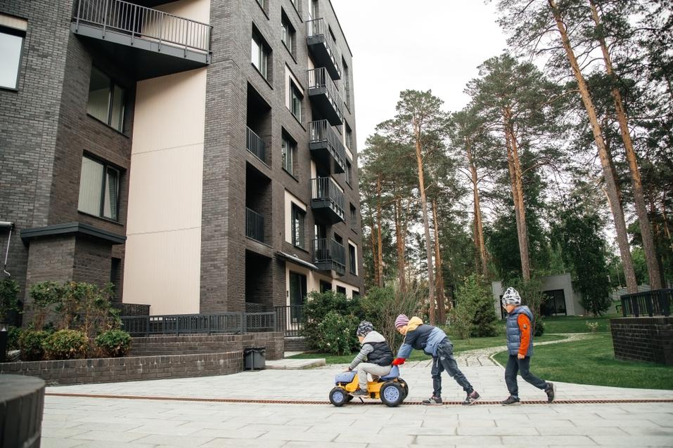 Куда переезжают успешные люди Новосибирска: на берегу Оби строят статусные квартиры 3