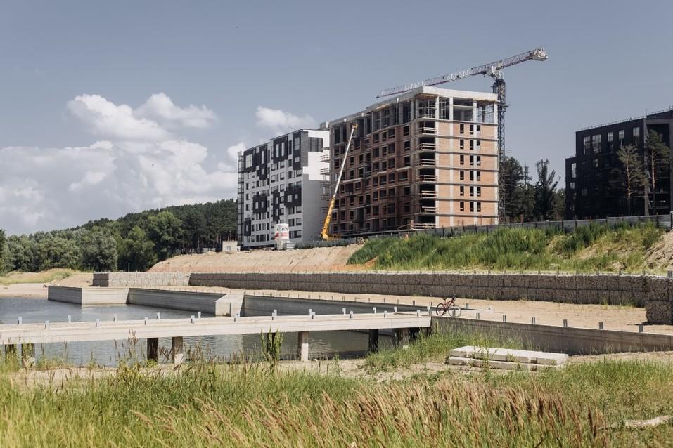Куда переезжают успешные люди Новосибирска: на берегу Оби строят статусные квартиры 11