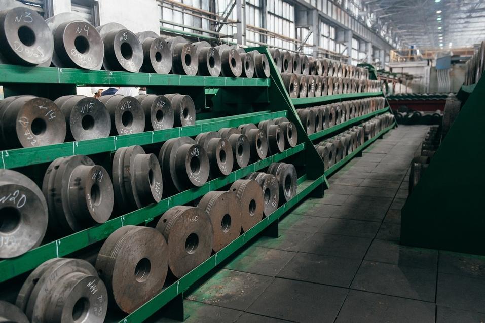 Уральский изготовитель бурильных труб увеличил выработку благодаря нацпроекту 3