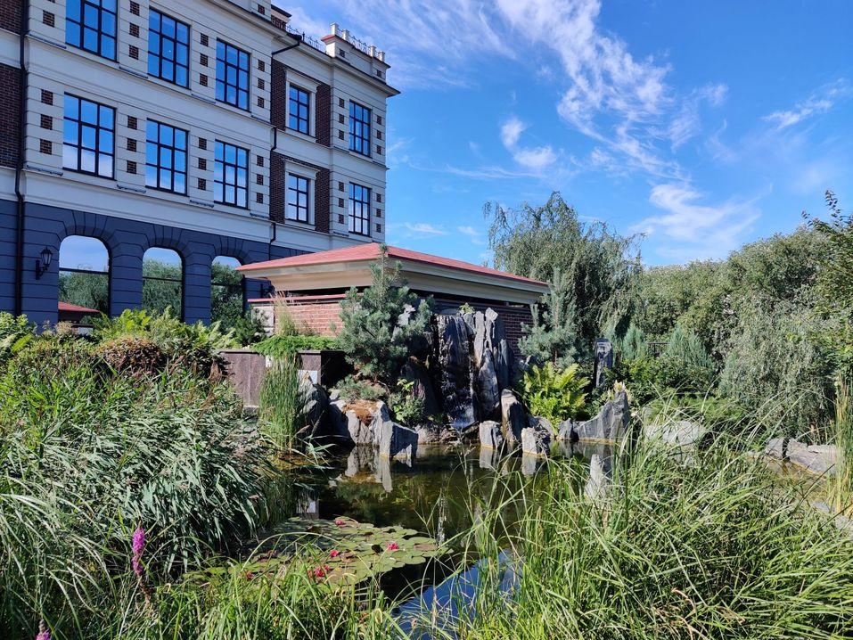 Сад у «Косого дома» завоевал «серебро» на самой известной цветочной выставке в мире 1