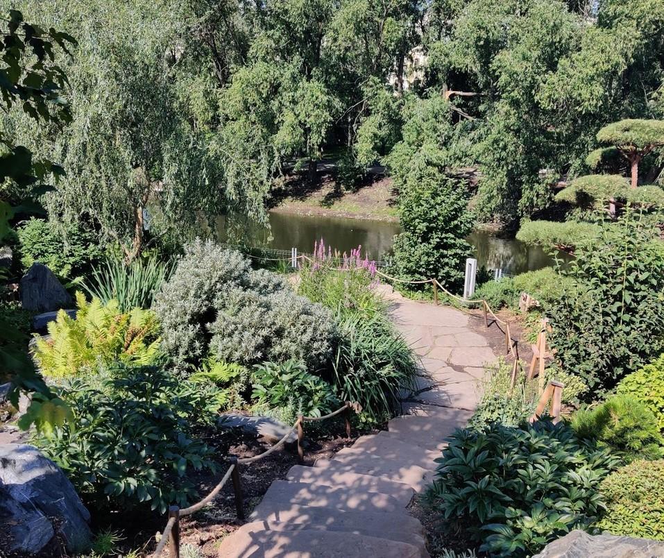 Сад у «Косого дома» завоевал «серебро» на самой известной цветочной выставке в мире 2