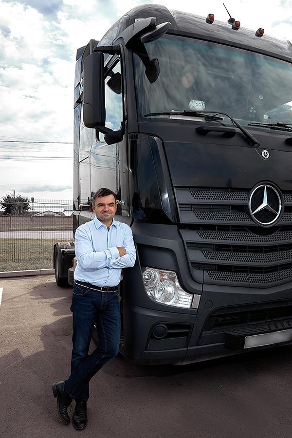 Вывезти бизнес. Красноярский дилерский центр Motor24 вошел в созвездие Mercedes-Benz 2