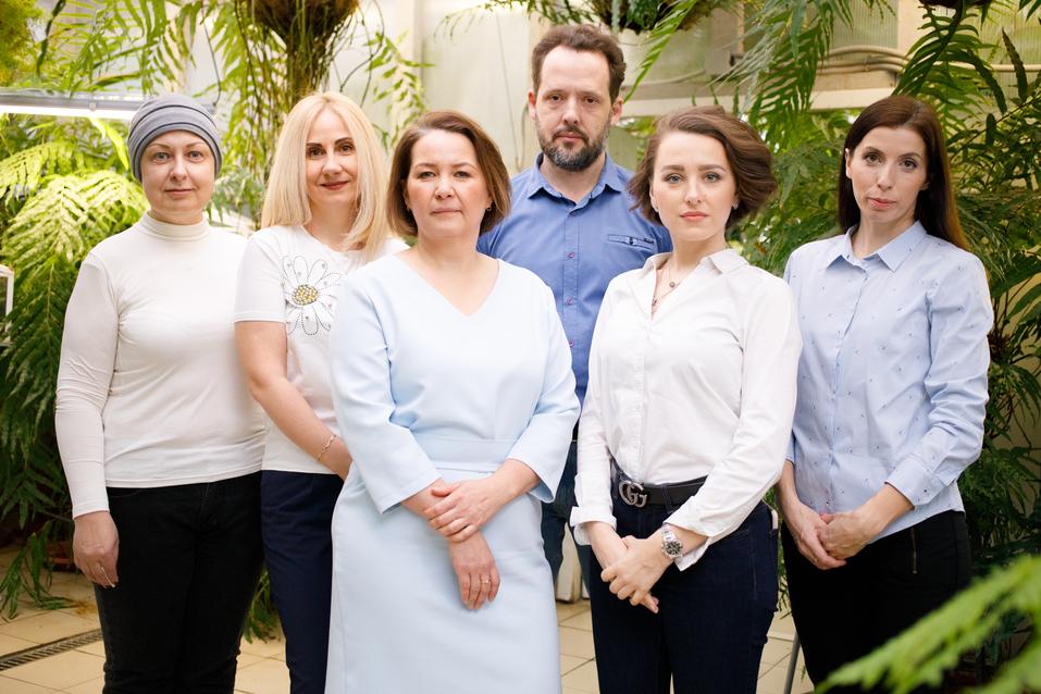 Команда Вместе ради жизни